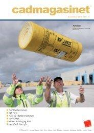 Download cadmagasinet 41 som PDF-fil her - NTI CADcenter
