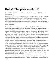 "Ebeltoft- ""den gamle søkøbstad"" - Syddjurs Portalen"