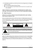 Kapitel 6 Introduktion til Kontrolpanel - Lumens - Page 6