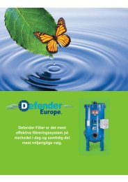 Download brochure - Defender Europe A/S