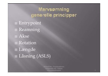 (Microsoft PowerPoint - marvs\370mning generelle principper.ppt)