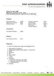 Referat fra møde i AMO Mandag 27. maj 2013 kl. 13.30 – 16.00 ...
