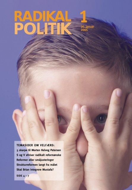 radikal politik 1 - Radikale Venstre