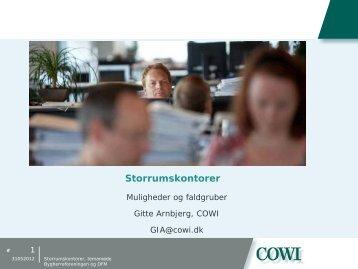 Præsentation Gitte Arnbjerg