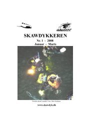 SKAWDYKKEREN Nr. 1 - 2008 Januar - Marts