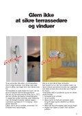 Folder om låsesikkerhed - Himmerlands Låse & Sikring - Page 5