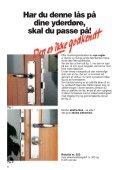 Folder om låsesikkerhed - Himmerlands Låse & Sikring - Page 6