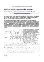 Sacroiliaca smerter - Velkommen til postpolio.dk