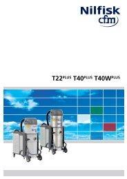 T PLUS serien - Nilfisk-CFM