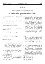 Europa-Parlamentets og Rådets direktiv 2009/128/EF af 21....
