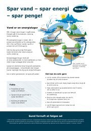 Klimafestival 2009 poster - Nordvand