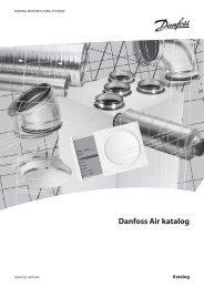 Danfoss Air katalog - Danfoss Varme