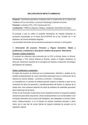 Documento - Medio Ambiente Cantabria