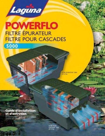FILTRE ÉPURATEUR FILTRE POUR CASCADES - Hagen - Rolf C ...
