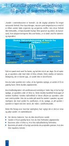 Plejebrochure - Pool Eksperten - Page 4