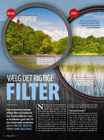 ND-filter - Digital Foto