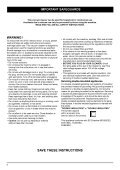 WD 245, WD 260 - Selectra - Page 6