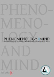 for iPad and Tablet Pc - Phenomenology Mind