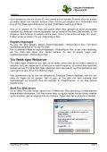 Opsætning af Trio Web - Tabulex - Page 5