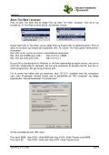 Opsætning af Trio Web - Tabulex - Page 6