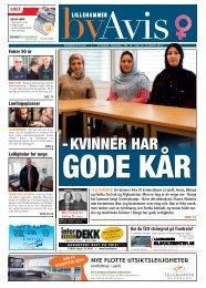 01 - Lillehammer Byavis
