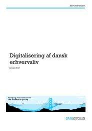 Digitalisering i dansk erhvervsliv - final - IRIS Group