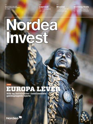 EUROPA LEVER - MotherMobile