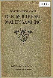 DEN MOLTKESKE MALERISAMLING