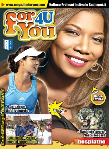 Mart 2008 - Magazine For You