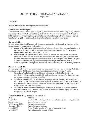 NYHEDSBREV august 2005.pdf