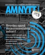 AMNYTT #3 2012 - AMNYTT - Amnytt.no