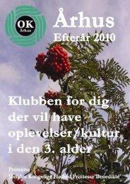 Efterårsprogrammet 2010 - OK-Klubberne-Aarhus