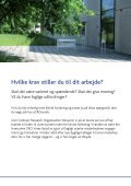 Hvilke krav stiller du til dit arbejde? - aCROnordic - Page 2