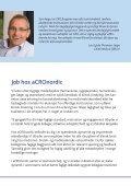 Hvilke krav stiller du til dit arbejde? - aCROnordic - Page 4