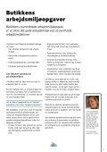 Den gode arbejdsdag og arbejdsmiljøet - BAR Handel - Page 5