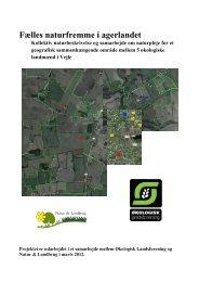 fælles naturfremme i agerlandet redigeret2.pdf - Økologisk ...