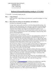 Referat fra generalforsamlingen 2010 - Grundejerforeningen ...