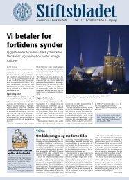 Stiftsbladet - Kundby Sogn