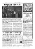 Varteig kirke 150 år «Mamma- kveld» - Page 5