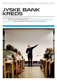 Kredsens Blad - Union in Nordea