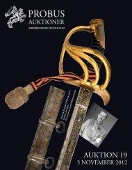 AUKTION 19 - Probus Auktioner