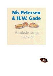 Åben sangbogen - NORDISC Music & Text