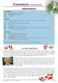 Kirkebladet december 2011 - Smidstrup og Skærup Kirker - Page 7
