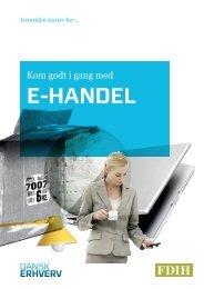 Kom godt i gang med E-handel - FDIH
