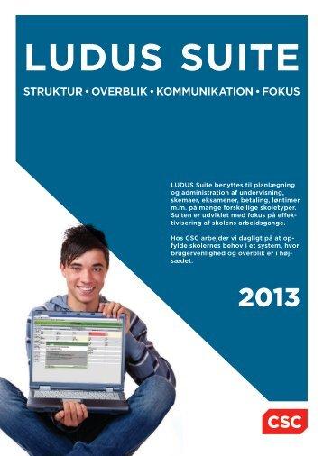 LUDUS Suite - CSC