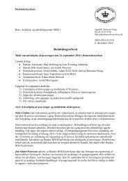 24. september 2010 - Domstol.dk