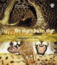 De dyrebare dyr - Naturstyrelsen