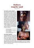 HATHORS MAGISKE SPEJL - Erik Ansvang - Visdomsnettet - Page 3