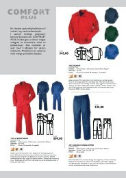 Tranemo Workwear - Callnet
