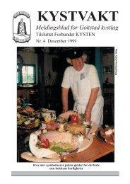 kystvakt 4-1999 - Gokstad kystlag